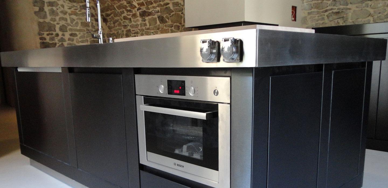 Monoblocco in abitazione privata - Cucine Professionali su ...